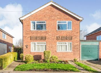 4 bed link-detached house for sale in New Road, Reepham, Norwich NR10
