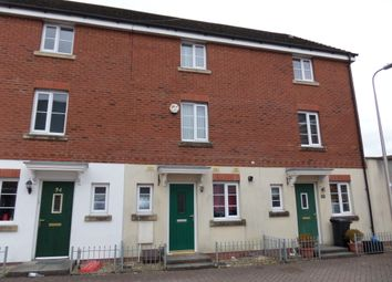 Thumbnail 4 bed town house for sale in Penderyn Close, Merthyr Tydfil