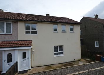 3 bed semi-detached house for sale in Meadow Road, Whitehaven, Cumbria CA28