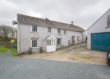 Thumbnail 5 bedroom cottage for sale in Lowick Green, Ulverston