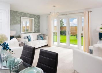 "Thumbnail 3 bed semi-detached house for sale in ""Folkestone"" at Heol Ty-Maen, Bridgend"