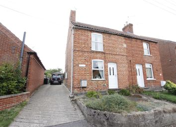 Thumbnail 2 bed semi-detached house for sale in Northorpe, Thurlby, Bourne