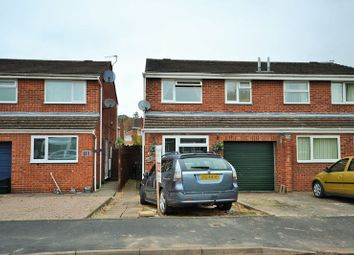 Thumbnail 3 bed semi-detached house to rent in Oak Tree Close, Burford, Tenbury Wells