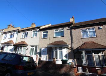 Thumbnail 3 bedroom terraced house for sale in Dudley Road, Northfleet, Gravesend, Kent