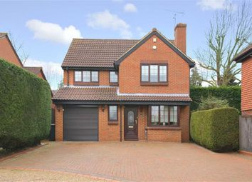 Thumbnail 4 bed detached house for sale in Crothall Close, Palmers Green, London