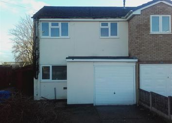 Thumbnail 3 bed end terrace house for sale in Eastcote Crescent, Chasetown, Burntwood