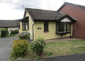 Thumbnail 1 bed semi-detached bungalow to rent in Edison Crescent, Clydach, Swansea, City And County Of Swansea.
