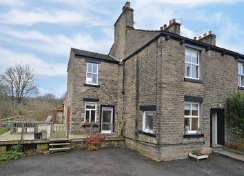 4 bed end terrace house for sale in Edward Street, Marple Bridge, Stockport SK6