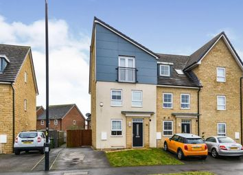 Thumbnail 4 bed semi-detached house for sale in New Quay Road, Lancaster, Lancashire