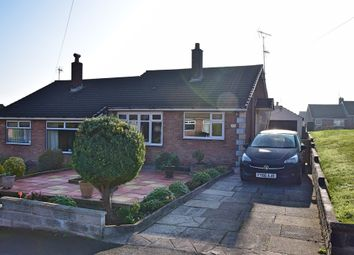 Thumbnail 2 bed semi-detached bungalow for sale in Marsh View, Meir Heath, Stoke-On-Trent