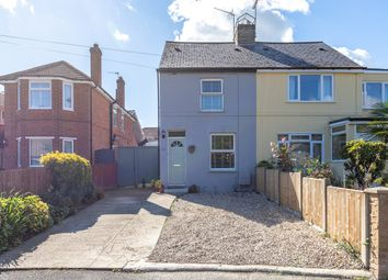 Thumbnail 2 bed semi-detached house for sale in Valley Road, River, Dover