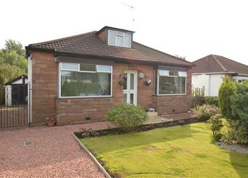 Thumbnail 3 bed detached bungalow for sale in Great Western Road, Glagsow