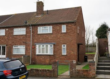 Thumbnail 3 bedroom end terrace house for sale in Belroyal Avenue, Broomhill, Bristol