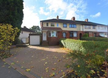 3 bed end terrace house for sale in Sir Hiltons Road, Northfield, Birmingham B31