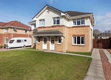 Thumbnail 3 bed semi-detached house for sale in Beltonfoot Way, Wishaw, North Lanarkshire