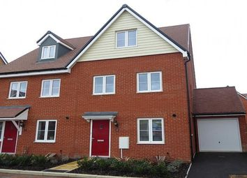 Thumbnail 3 bed property to rent in Tyson Road, Mulberry Place, Aylesbury
