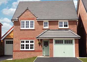 Thumbnail 4 bed detached house for sale in Park View, Coventry Road, Hinckley, Leicestershire