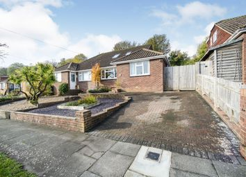 Thumbnail 4 bed semi-detached house for sale in Elvin Crescent, Rottingdean, Brighton