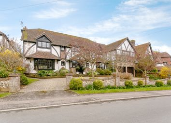 Thumbnail 5 bedroom detached house for sale in Dean Court Road, Rottingdean, Brighton