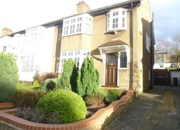 Thumbnail 4 bed semi-detached house to rent in Ridgeview Road, Whetsone, London, London