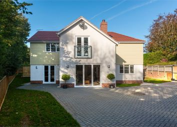 Thumbnail 4 bed detached house for sale in Copp Hill Lane, Budleigh Salterton