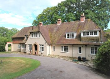 Thumbnail 5 bed detached house to rent in Holmsley Road, New Milton