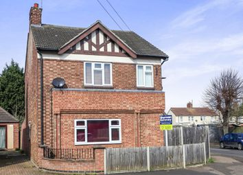 Thumbnail 3 bedroom detached house for sale in Willesden Avenue, Walton, Peterborough