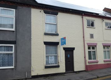 Thumbnail 2 bed terraced house to rent in Tutbury Road, Burton On Trent