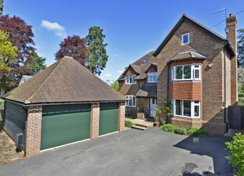 Thumbnail 6 bed detached house to rent in Chinthurst Lane, Shalford, Guildford
