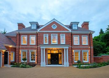 Thumbnail 7 bed equestrian property for sale in Coombe Hill Road, Kingston Upon Thames, London
