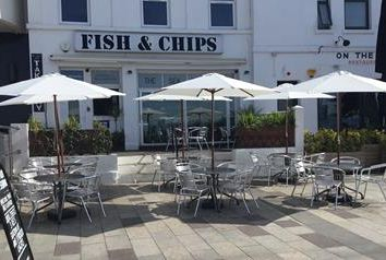 Thumbnail Restaurant/cafe for sale in Sea Bank Fish & Chips, 2 Abbey Crescent, Torquay, Devon