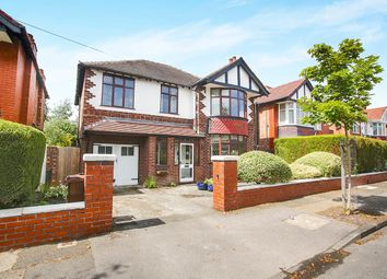 Thumbnail 4 bedroom detached house to rent in Richmond Hill Road, Cheadle