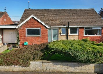 Thumbnail 3 bed bungalow for sale in Hollins Spring Avenue, Dronfield