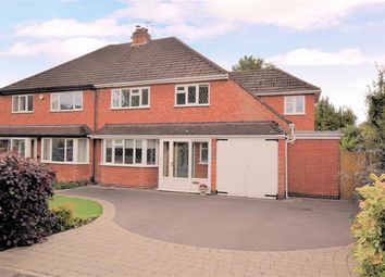 4 bed semi-detached house for sale in Newton Road, Knowle, Solihull B93
