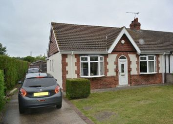 Thumbnail 2 bed detached bungalow for sale in Burringham Road, Scunthorpe