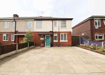 Thumbnail 3 bed semi-detached house for sale in Wellfield Road, Beech Hill, Wigan