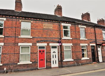 Thumbnail 2 bed terraced house for sale in Silverdale Road, Newcastle
