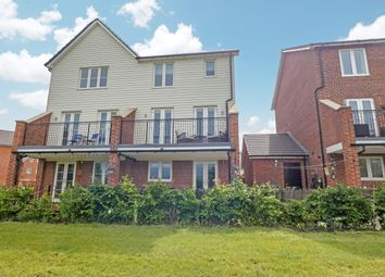 Thumbnail 4 bed semi-detached house for sale in Old Riverview, Castleford