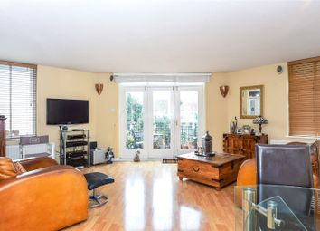 Thumbnail 2 bed flat for sale in Ridings Close, London