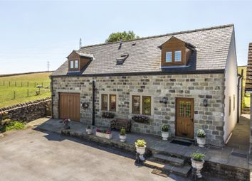 Thumbnail 3 bed detached house for sale in Moss Carr Road, Long Lee, West Yorkshire