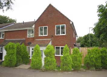 Thumbnail 3 bed end terrace house for sale in Ferndale, Hedge End, Southampton