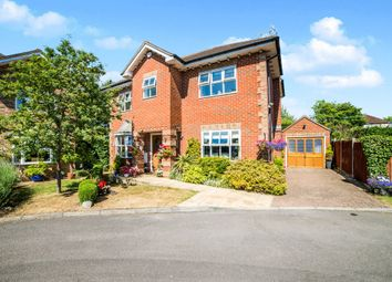 Thumbnail 4 bed detached house for sale in Wilcot Close, Watford