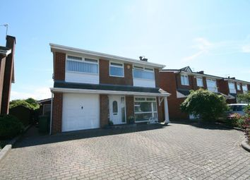 Thumbnail 4 bed detached house for sale in Harbury Avenue, Ainsdale, Southport