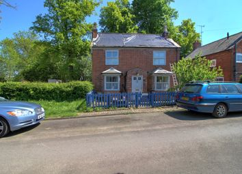 Thumbnail 3 bed detached house for sale in Middle Street, Foxton, Market Harborough