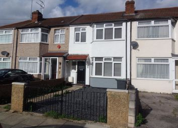 Thumbnail 3 bed terraced house to rent in Aylands Road, Enfield