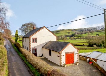 Sparksville, Church Road, Newcastle On Clun SY7. 4 bed detached house for sale