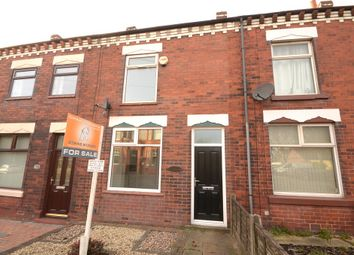 Thumbnail 2 bedroom terraced house for sale in Leigh Road, Westhoughton