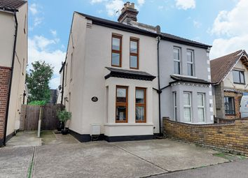 Thumbnail 3 bed semi-detached house for sale in Church Road, Hadleigh