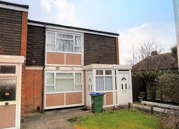 Thumbnail 1 bedroom semi-detached house for sale in St. Lukes Road, Wednesbury