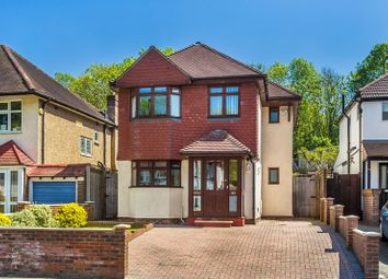 Thumbnail 4 bed detached house for sale in Chaldon Way, Coulsdon